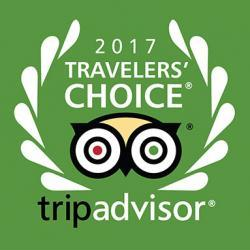2017 Trip Advisor Badge