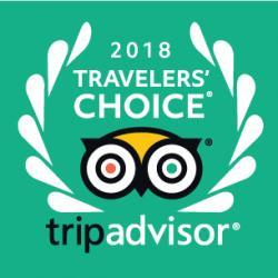 2018 Trip Advisor Badge