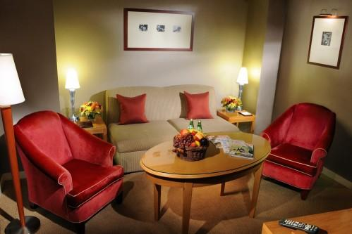 Sit back and relax in one of our One Bedroom Suites!