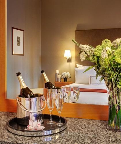 Hotel Giraffe loves a reason to celebrate... let us know if we can help you plan a special welcome amenity for your stay.