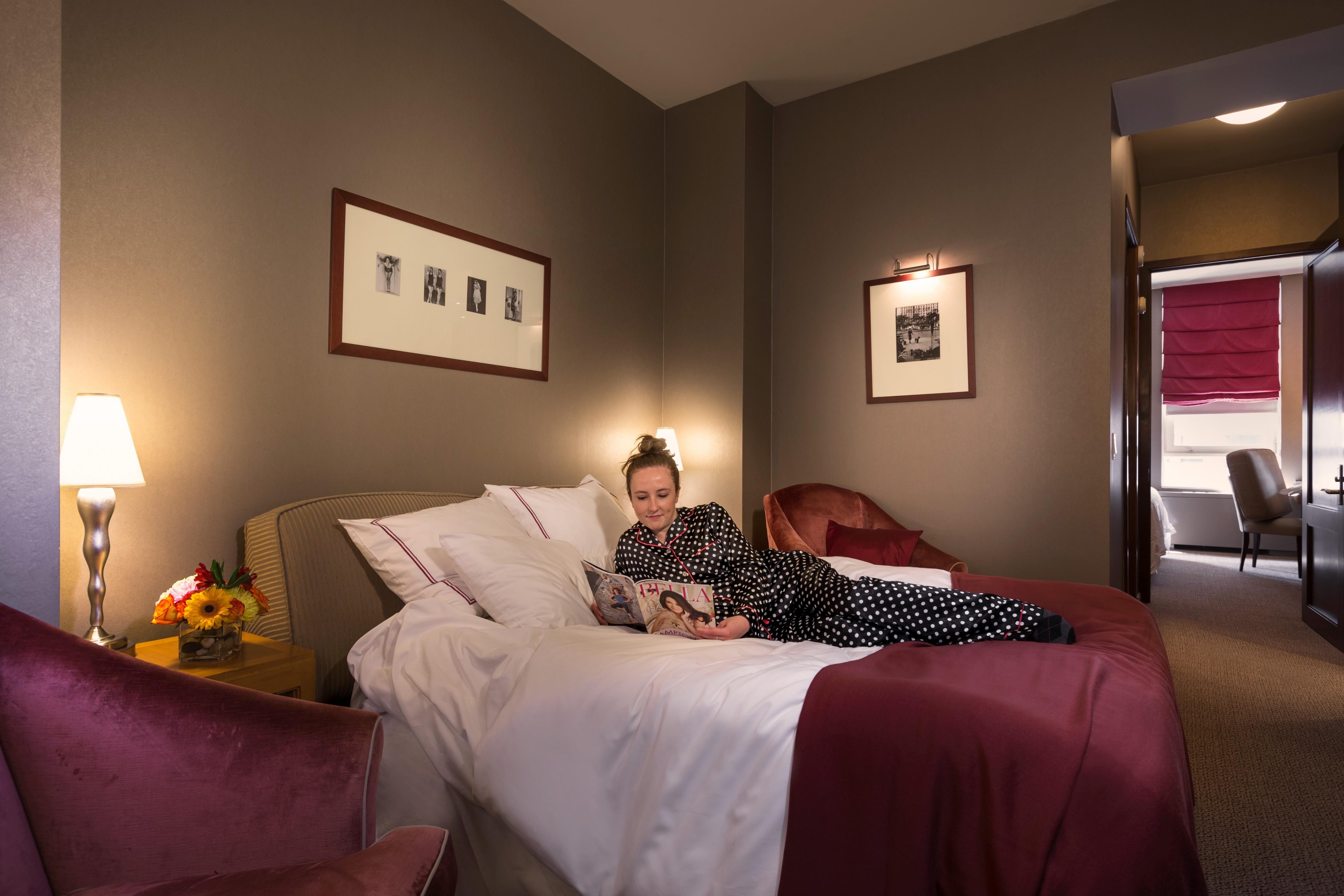 Hotel Giraffe New York City  Luxury Hotel NYC  Classic King Suite
